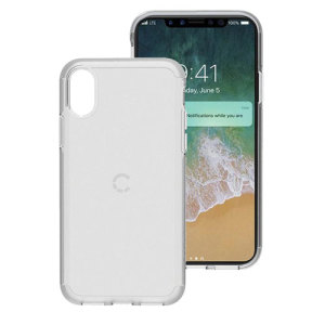 The Cygnett StealthShield in space grey keeps your iPhone X protected with a best-in-class hybrid design and an understated, minimalist and classy aesthetic. This case shields your device from drops, knocks and scrapes, and looks great while doing so.
