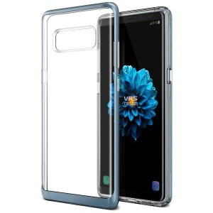Protect your Samsung Galaxy Note 8 with this precisely designed crystal / blue coral case from VRS Design. Made with a sturdy yet minimalist design, this see-through case offers protection for your phone while still revealing the beauty within.