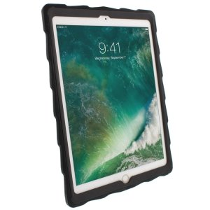 The DropTech Case from Gumdrop for the iPad Pro 9.7 / Air 2 features reinforced rubber bumpers, allowing you to keep your precious new iPad safe and secure at all times.