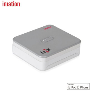 Keep your Lightning devices topped up throughout the day and store your most important files with this 2-in-1 power bank and flash drive from Imation. Featuring 16GB of storage space and a 3,000mAh capacity - perfect for a big boost to your iPhone.