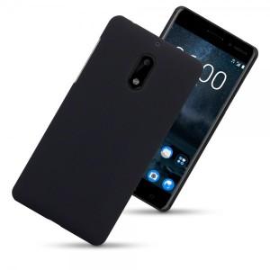 Moldeado a medida para el Nokia 6, esta funda ultrafina ligera con goma engomado proporciona un ajuste delgado, durabilidad y protección contra daños.