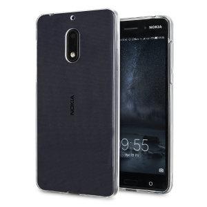 Fabriquée spécialement pour votre Nokia 6, cette coque FlexiShield robuste en gel de chez Olixar procure une excellente protection contre les dégâts tout en ajoutant que très peu d'épaisseur à votre smartphone.