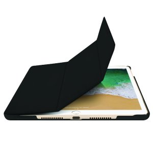 Made from a premium polyurethane, the Macally smart case in black provides a perfect fit every time that highlights the sleek design of your iPad Pro 10.5. With an ultra-slim fit that's fully compatible with the Pro's sleep/wake function.