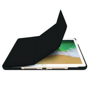 Fabricado con un poliuretano de primera calidad, la funda Macally elegante proporciona un ajuste perfecto cada vez que destaca el elegante diseño de su iPad Pro 10.5. Con un ajuste ultra-delgado que es totalmente compatible con la función de sueño / vigilia del Pro.