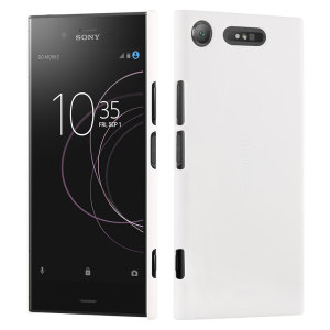 "This officially licensed case from Roxfit houses the Sony Xperia XZ1 within a form fitting frame, crafted from an ultra-high quality silver shell, with a scratch resistant coating. Part of the ""Made for Xperia"" program."