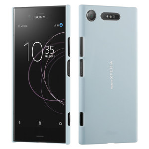 "This officially licensed case from Roxfit houses the Sony Xperia XZ1 within a form fitting frame, crafted from an ultra-high quality blue shell, with a scratch resistant coating. Part of the ""Made for Xperia"" program."