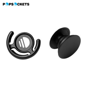 Enjoy a universal stand and grip - as well as a versatile, lightweight adhesive mount - with this PopSockets grip and PopClip mount combo. Both items are virtually universally compatible, working great with smartphones, tablets and more.