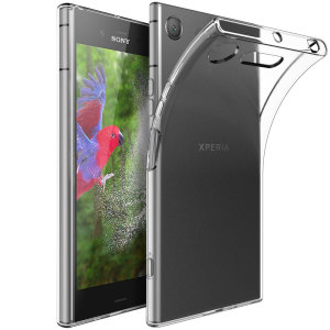 This ultra-thin 100% transparent gel case from Olixar provides a super slim fitting design, which adds no additional bulk to your Sony Xperia XZ1. Offering durable protection against damage, while revealing the beauty of your phone from within.