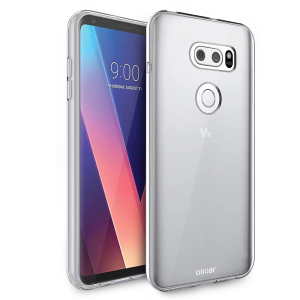 Custom moulded for the LG V30, this 100% clear Ultra-Thin case by Olixar provides slim fitting and durable protection against damage while adding next to nothing in size and weight.