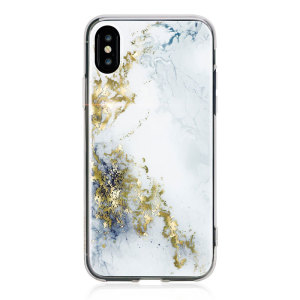 Sporting a rich, textured aesthetic and lending ample protection to your iPhone X with a hybrid construction, this alabaster case from Bling My Thing is a truly indulgent way to defend your iPhone from life's trials and tribulations.