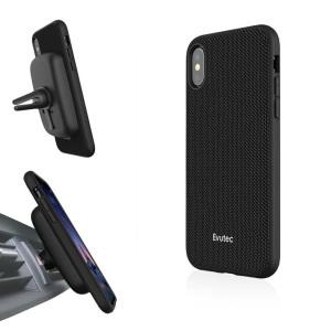 Skydda din fantastiska iPhone X med AERGO Ballistic Nylonskal från Evutec. AERGO har Evutecs egenutvecklade material Evusoft, som erbjuder makalösa stötdämpning, och levereras komplett med AFIX + magnetiska i bilen vent mount.
