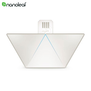 "This modular add-on kit for the Nanoleaf Aurora smart lighting kit gives you true ""son et lumiere"". Transform your favourite music into a dazzling light display - simply plug in the Rhythm to any Nanoleaf Aurora setup, sit back and enjoy the show."