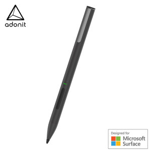 Certified by Microsoft and boasting an ultra-fine 1mm precision tip, the Adonit Ink stylus is the perfect companion for artists, professionals and anyone in need of a high-grade stylus for their Windows tablet or 2-in-1 touch screen device.