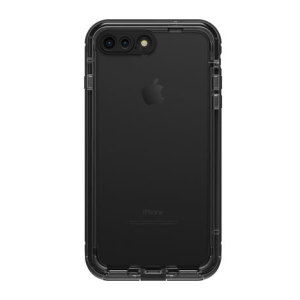 Experience the freedom to surf, sing in the shower, ski, snowboard, work on construction sites and have true iPhone 8 Plus use anywhere you go! In black.