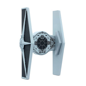 This stylish, secure officially licensed in-car vent holder is perfect for holding your phone while you hunt down the rebel base. Check co-ordinates, operate your targeting system and more, all with this compact, lightweight Star Wars-themed holder.