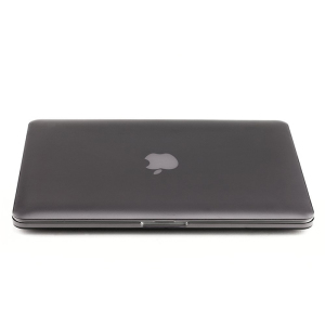 Shield your MacBook Pro Retina 15 inch from surface damage and drops while retaining Apple's signature design with this anthracite hardshell case from KMP.