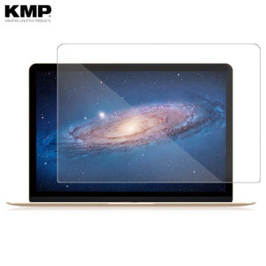 Shield your treasured MacBook Pro Retina 13 screen  from fingerprints, dust and superficial damage with this extra clear protective film screen protector from KMP. Complete with sleek, attractive black edges.