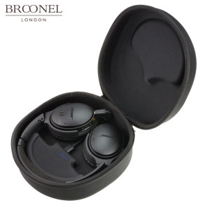 The last thing you want is for your wireless headphones to die when you're out and about. This compact, lightweight and stylish case from Broonel features a 2500mAh power bank and a USB charging port, so you can keep your headphones topped up on the go.