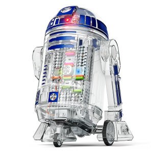 With fully programmable commands, customisable aesthetics and an intuitive companion app, the Star Wars Droid Inventor Kit is perfect for all ages and skill levels - from expert engineers to those who don't know a power socket from a computer terminal.