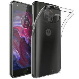 Spécialement conçue pour Motorola Moto X4, cette coque ultra mince est totalement transparente et offre une protection à la fois fine et durable à votre smartphone contre les dommages occasionnels du quotidien. Une fois mise en place, vous ne la remarquerez tout simplement pas.