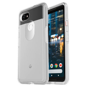 The dual-material construction makes the Symmetry clear case for the Google Pixel 2 XL one of the slimmest yet most protective cases in its class. The Symmetry series has the style you want with the protection your phone needs.