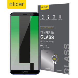 This ultra-thin tempered glass screen protector for the Huawei Mate 10 Lite from Olixar offers toughness, high visibility and sensitivity all in one package.