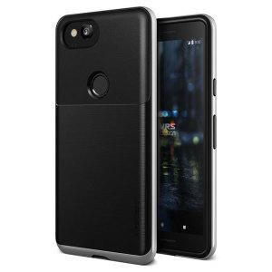 Schützen Sie Ihr Google Pixel 2 mit dieser Hülle von VRS Design. Diese Hülle ist aus 2 Schutzschichten hergestellt damit Ihr Handy schön bleibt und gleichzeitig vor Beschädigungen geschützt ist.