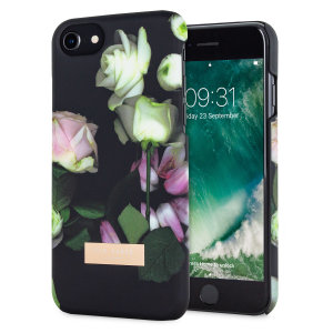 Form-fitting and bulk-free, the Earlee case for iPhone 8 / 7 from Ted Baker sports an ethereal, otherworldly floral aesthetic while also offering superlative protection for your device from scratches, scrapes and other surface damage.