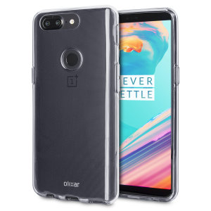 Custom moulded for the OnePlus 5T, this 100% clear FlexiShield case by Olixar provides slim fitting and durable protection against damage while adding next to nothing in size and weight.