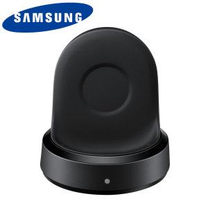 Chargez votre smartwatch Samsung Gear Sport en toute sécurité tout en le plaçant de façon très pratique dans ce chargeur official Samsung.