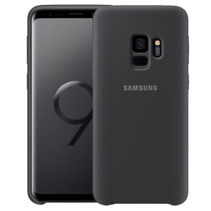 Protect your Samsung Galaxy S9 with this Official silicone case in black. Simple yet stylish, this case is the perfect accessory for your S9.