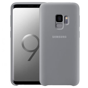 Protect your Samsung Galaxy S9 with this Official silicone case in grey. Simple yet stylish, this case is the perfect accessory for your S9.