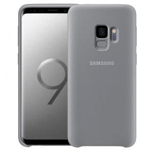 Bescherm uw Samsung Galaxy S9 met deze officiële siliconen hoes. Eenvoudig en stijlvol, deze hoes is het perfecte accessoire voor uw S9.