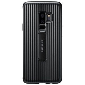 Cette Stand Cover officielle Samsung sera une protection idéale pour votre Samsung Galaxy S9 Plus.