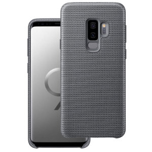 Protect your Samsung Galaxy S9 Plus with this Official Hyperknit case in grey. Stylish and protective, this case is the perfect accessory for your Galaxy S9 Plus.