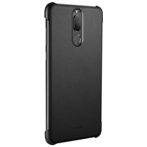 This official Huawei protective case in black for Mate 10 Lite offers excellent protection while maintaining your device's sleek, elegant lines. Reinforced corners provide extra shock absorption.