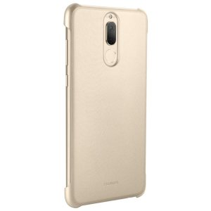This official Huawei protective case in gold for Mate 10 Lite offers excellent protection while maintaining your device's sleek, elegant lines. Reinforced corners provide extra shock absorption.