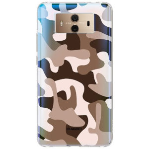 This official Huawei colourful protective case in camouflage for Mate 10 Lite offers excellent protection while maintaining your device's sleek, elegant lines.