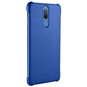 This official Huawei protective case in blue for Mate 10 Lite offers excellent protection while maintaining your device's sleek, elegant lines. Reinforced corners provide extra shock absorption.