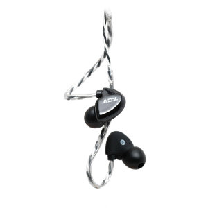 Manufactured from premium materials, the ADVANCED SOUND S2000 Earphones are one of the most accurate in-ear earphones around. Featuring a twisted cord which never tangles, you'll be able to listen to your music in no time.