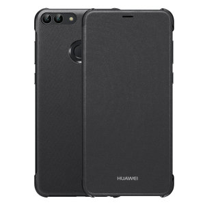 Combining an attractive, professional build with sturdy and durable protection, this official Huawei flip case in black is the premier option for your Huawei P Smart. Crafted from the finest materials, the case provides a sophisticated feel.