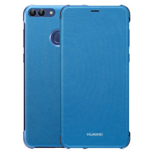 Combining an attractive, professional build with sturdy and durable protection, this official Huawei flip case in blue is the premier option for your Huawei P Smart. Crafted from the finest materials, the case provides a sophisticated feel.