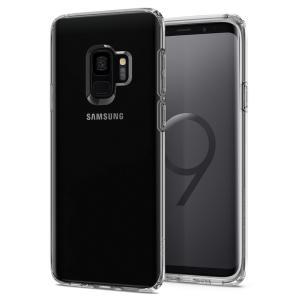 Robuste und leiche Schutzhülle für das Samsung Galaxy S9 von Spigen. Die Hülle hat die perfekte Passform zum Schutz des Google Pixel 2 XL.