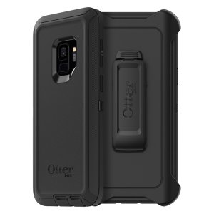 Protect your Samsung Galaxy S9 with the toughest and most protective case on the market - the OtterBox Defender Series Screenless Edition in black.