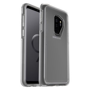 The dual-material construction makes the Symmetry clear case for the Samsung Galaxy S9 Plus one of the slimmest, yet most protective case in its class. The Symmetry series has the style you want with the protection your brand new phone needs.