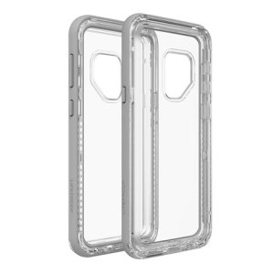 Protect your Galaxy S9 and gear up for adventures with this all new Lifeproof NEXT tough case in Beach Pebble color set. Experience the best of both worlds - a sleek and refined protection, and an unobstructed access to all of the phone's features.