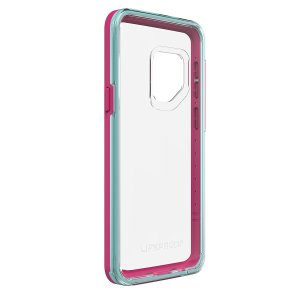 Protect your Samsung Galaxy S9 with this all new LifeProof SLAM case in a stunning Aloha Sunset color set. Experience a slim fitting design, a substantial protection from bumps and scratches, and an unobstructed access to all of the S9's features.