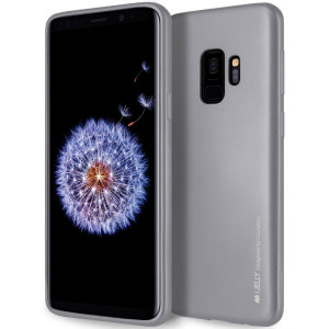 A premium gel case for your shiny new Samsung Galaxy S9. The Mercury Goospery iJelly features a robust high quality TPU gel material in superb-looking silver colour, that will take all the knocks and look fabulous while doing so.