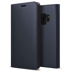 Bescherm je Samsung Galaxy S9 met deze nauwkeurig ontworpen flip-case van VRS Design. Gemaakt met echte premium leer, het VRS Design Diary straalt stijl en aantrekkelijkheid uit.