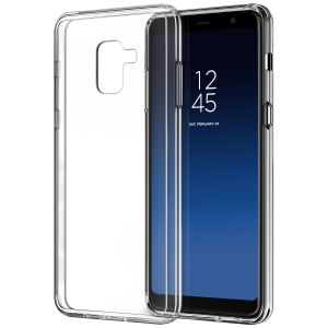 Protect your shiny new Samsung Galaxy S9 with this precisely designed crystal case from VRS Design. Made with a sturdy yet minimalist design, this see-through case offers protection for your phone while still revealing the beauty within.